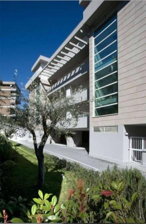 Appartamento in vendita a Roma, Cassia, Con giardino, 92 mq