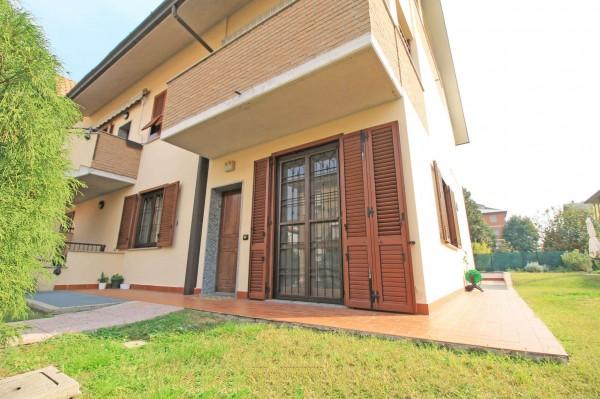 Appartamento in vendita a Cassano d'Adda, Annunciazione, Con giardino, 137 mq