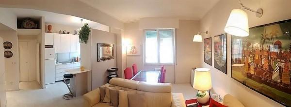 Appartamento in vendita a Chiavari, Centro, Arredato, con giardino, 60 mq