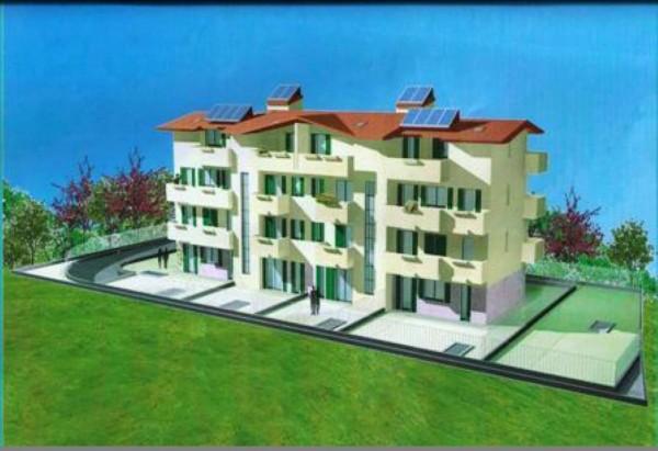 Appartamento in vendita a Bollate, A 50 Mt. Ferrovia Nord Milano, 68 mq