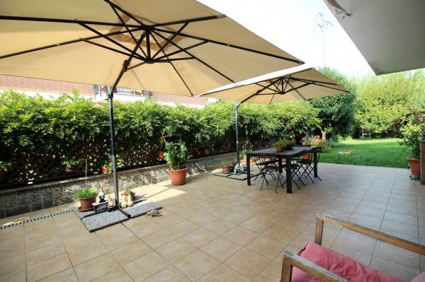 Appartamento in vendita a Alpignano, Centro Collina, Con giardino, 78 mq