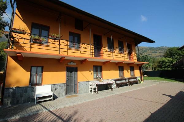 Casa indipendente in vendita a Givoletto, Borgo Nuovo, Con giardino, 160 mq