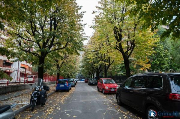 Appartamento in vendita a Milano, Con giardino, 145 mq - Foto 9