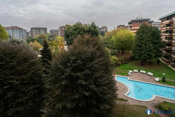 Appartamento in vendita a Milano, Con giardino, 145 mq - Foto 3