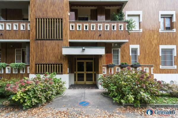 Appartamento in vendita a Milano, Con giardino, 145 mq - Foto 5