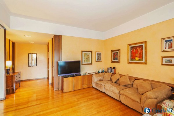 Appartamento in vendita a Milano, Con giardino, 145 mq - Foto 36