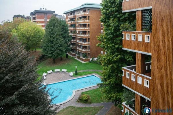 Appartamento in vendita a Milano, Con giardino, 145 mq - Foto 30