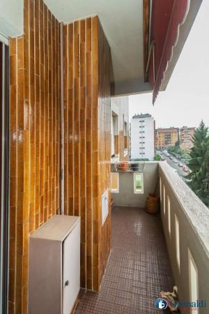 Appartamento in vendita a Milano, Con giardino, 145 mq - Foto 13