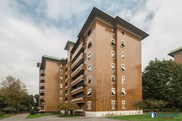 Appartamento in vendita a Milano, Con giardino, 145 mq - Foto 40