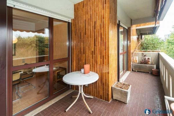 Appartamento in vendita a Milano, Con giardino, 145 mq - Foto 31