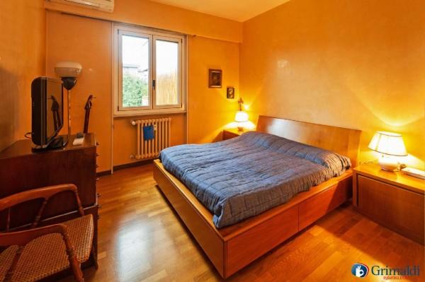 Appartamento in vendita a Milano, Con giardino, 145 mq - Foto 28