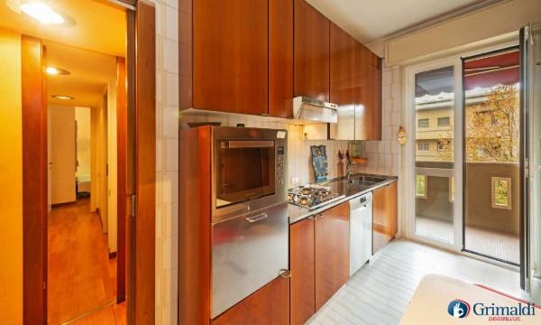 Appartamento in vendita a Milano, Con giardino, 145 mq - Foto 14