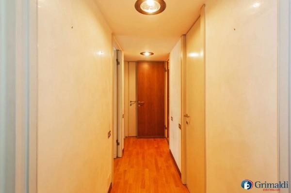Appartamento in vendita a Milano, Con giardino, 145 mq - Foto 16