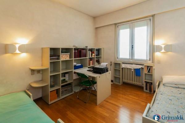 Appartamento in vendita a Milano, Con giardino, 145 mq - Foto 27
