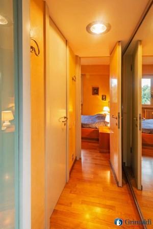 Appartamento in vendita a Milano, Con giardino, 145 mq - Foto 19