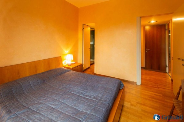Appartamento in vendita a Milano, Con giardino, 145 mq - Foto 22