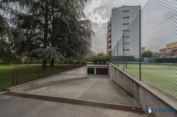 Appartamento in vendita a Milano, Con giardino, 145 mq - Foto 7