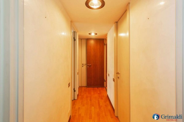 Appartamento in vendita a Milano, Con giardino, 145 mq - Foto 17