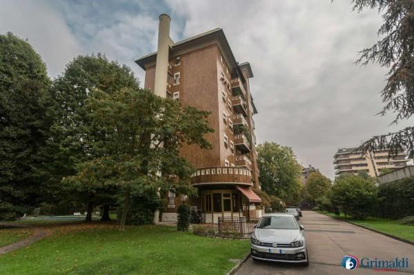 Appartamento in vendita a Milano, Con giardino, 145 mq - Foto 8