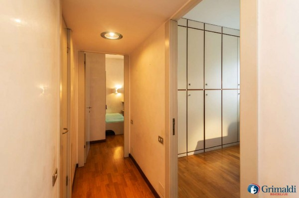 Appartamento in vendita a Milano, Con giardino, 145 mq - Foto 18