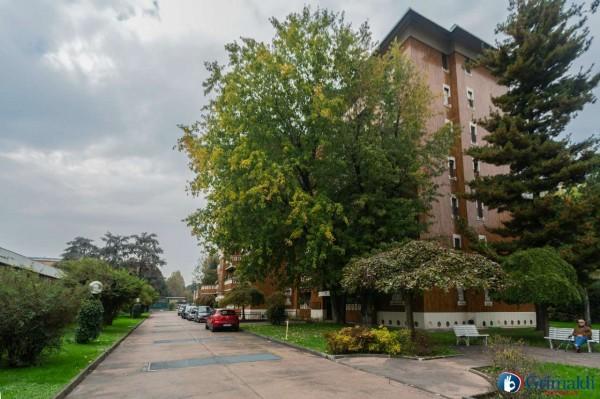 Appartamento in vendita a Milano, Con giardino, 145 mq - Foto 10