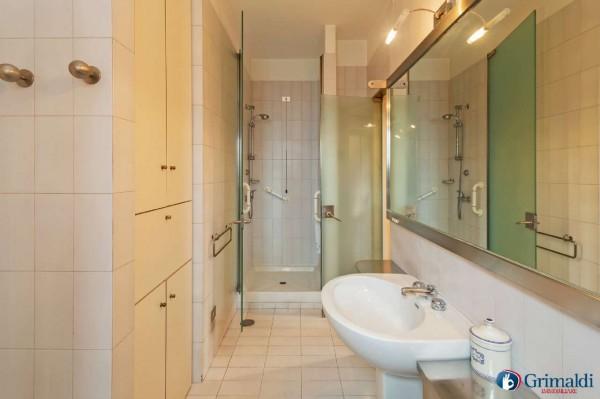 Appartamento in vendita a Milano, Con giardino, 145 mq - Foto 21