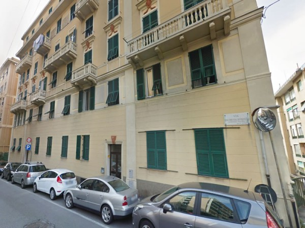 Appartamento in vendita a Genova, Sampierdarena, 85 mq