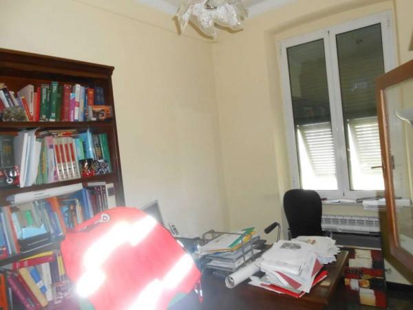 Appartamento in vendita a Genova, Centro, 140 mq - Foto 41