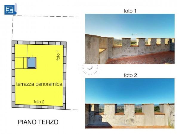 Rustico/Casale in vendita a Scandicci, Con giardino, 210 mq - Foto 3