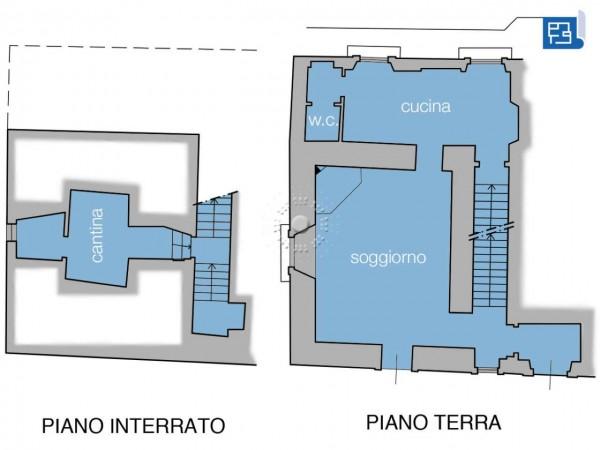 Rustico/Casale in vendita a Scandicci, Con giardino, 210 mq - Foto 5