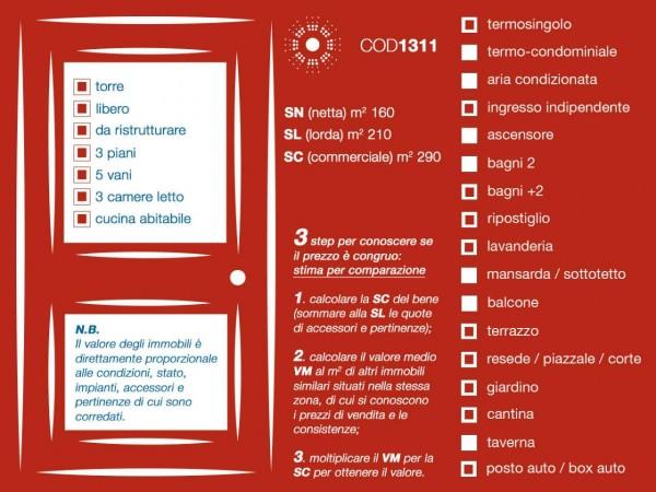 Rustico/Casale in vendita a Scandicci, Con giardino, 210 mq - Foto 25