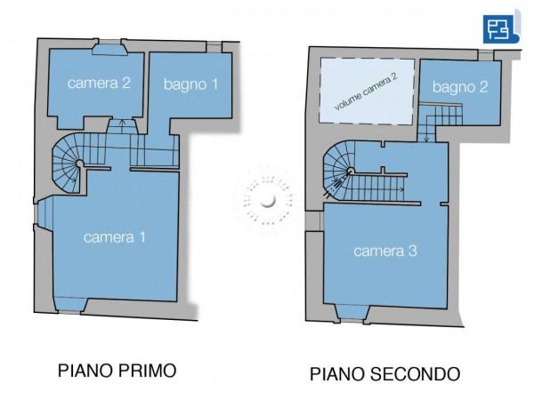 Rustico/Casale in vendita a Scandicci, Con giardino, 210 mq - Foto 4