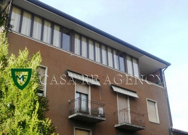 Appartamento in vendita a Varese, Biumo, 120 mq