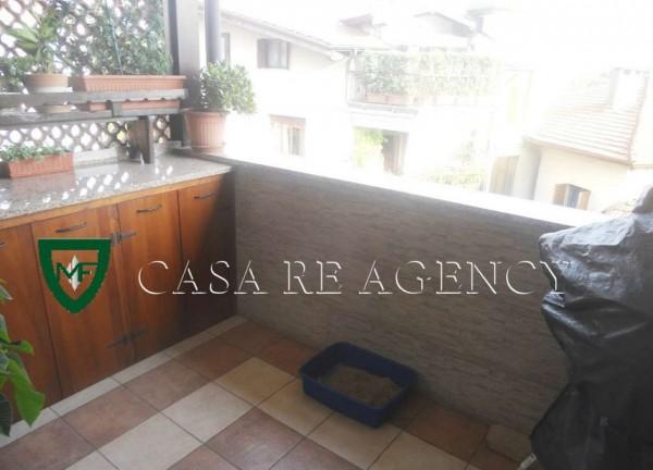 Appartamento in vendita a Varese, Biumo, 120 mq - Foto 7