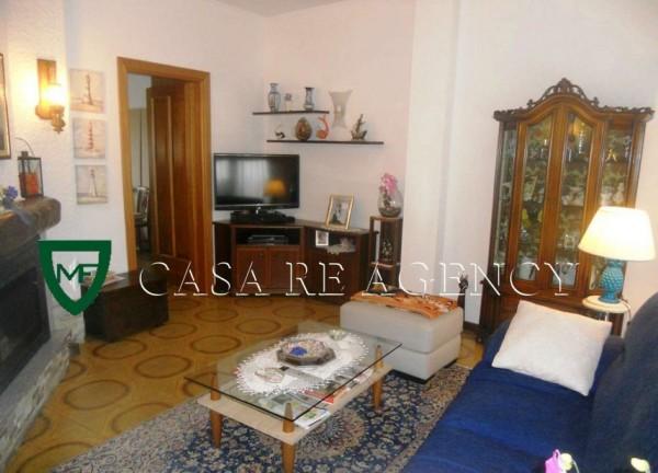 Appartamento in vendita a Varese, Biumo, 120 mq - Foto 30