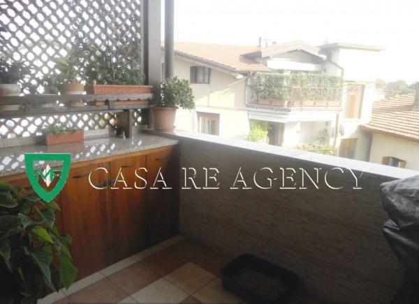 Appartamento in vendita a Varese, Biumo, 120 mq - Foto 16