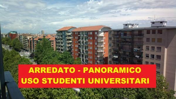 Appartamento in affitto a Torino, Corso Siracusa, Arredato, 100 mq