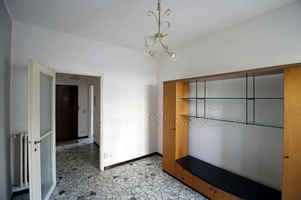 Appartamento in vendita a Milano, San Siro, Con giardino, 75 mq