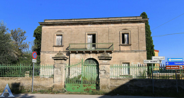 Rustico/Casale in vendita a Taranto, Residenziale, Con giardino, 300 mq - Foto 30
