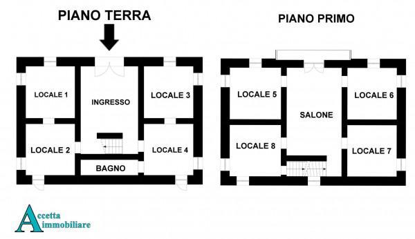 Rustico/Casale in vendita a Taranto, Residenziale, Con giardino, 300 mq - Foto 2