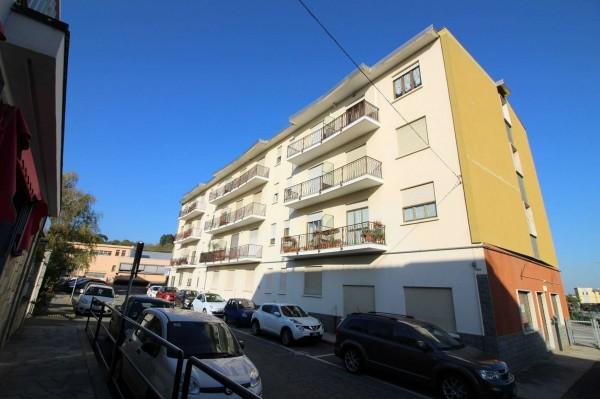 Appartamento in vendita a Caselette, Centro, 79 mq