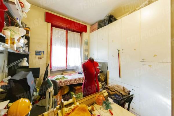 Appartamento in vendita a Milano, Affori Centro, Con giardino, 90 mq - Foto 3