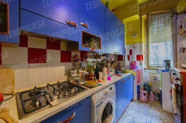 Appartamento in vendita a Milano, Affori Centro, Con giardino, 90 mq - Foto 12