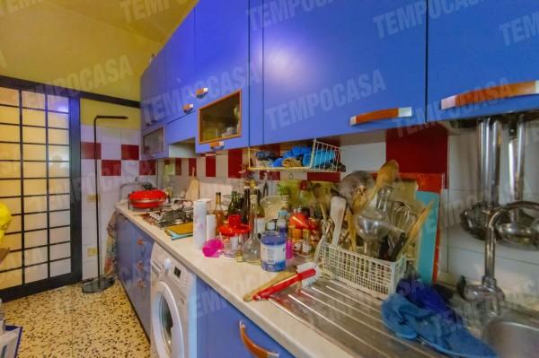 Appartamento in vendita a Milano, Affori Centro, Con giardino, 90 mq - Foto 5