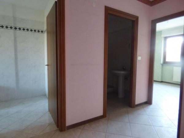 Appartamento in vendita a Venaria Reale, Rigola- Nuovo Polo Ospedaliero Asl To3, 108 mq - Foto 31