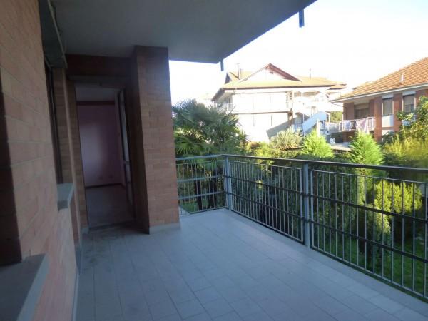 Appartamento in vendita a Venaria Reale, Rigola- Nuovo Polo Ospedaliero Asl To3, 108 mq - Foto 39