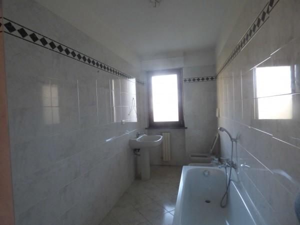 Appartamento in vendita a Venaria Reale, Rigola- Nuovo Polo Ospedaliero Asl To3, 108 mq - Foto 17
