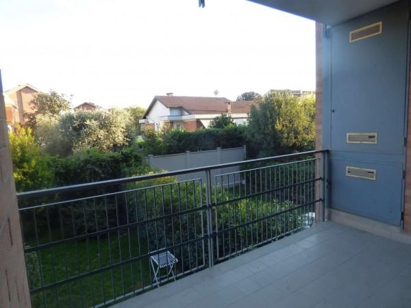 Appartamento in vendita a Venaria Reale, Rigola- Nuovo Polo Ospedaliero Asl To3, 108 mq - Foto 7