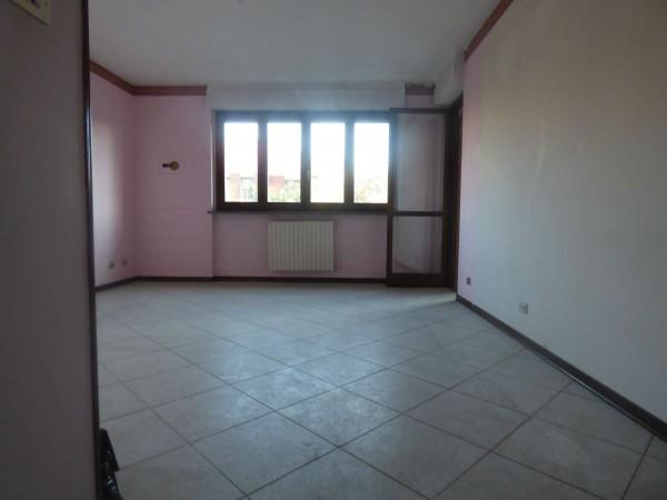 Appartamento in vendita a Venaria Reale, Rigola- Nuovo Polo Ospedaliero Asl To3, 108 mq - Foto 38