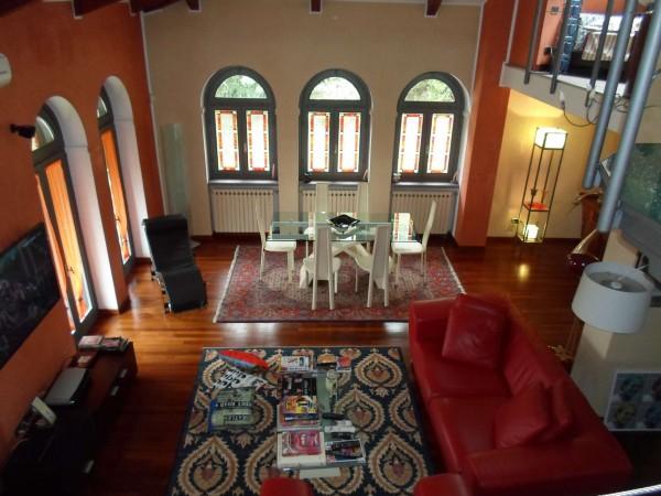 Appartamento in vendita a Moncalieri, Zandetto, Con giardino, 160 mq